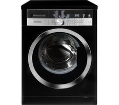 GRUNDIG GWN47430CB Washing Machine - Black