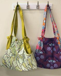 Fancy Tiger Crafts: Epic Sewing Weekend! Multitasker Bag by Anna Marie Horner
