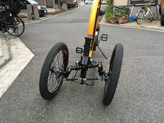 The Stroke Cargo Trike is Daga's new mobility solution for Japan. It fits Japan's legal definition of an electric-assisted bicycle, making ownership and use as easy as possible, and like other products designed with Japan Tricycle Bike, Trike Bicycle, Recumbent Bicycle, Cargo Bike, Trike Motorcycles, Electric Bike Kits, Best Electric Bikes, Electric Tricycle, Electric Vehicle