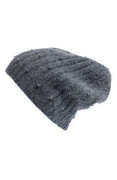 Laundry by Shelli Segal 'Slouchy Pearl' Beanie