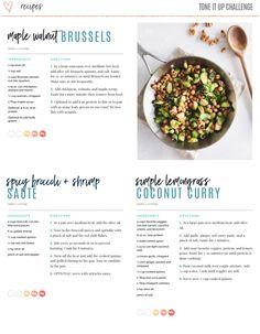 Fall/Winter TIU Recipes 4