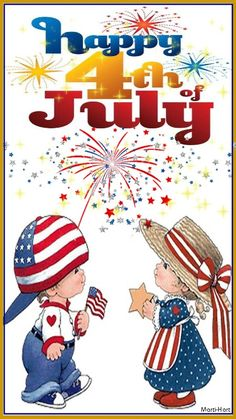 Holiday Time, July /Independence Day