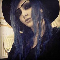 .Hipster #Goth girl