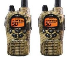Mossy Oak 50 Ch- 36 Mile Two-Way Radio 2 Mossy Oak Camo Two-Way Radios with 36 Mile Range With 50 channels, this NOAA weather alert two-way radio gives you maximum output power with Xtreme Range Techn Radios, Headset, Radio Channels, Mossy Oak Camo, Weather Alerts, Battery Sizes, Two Way Radio