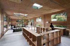 UID, Hiroshi Ueda · nest · Divisare