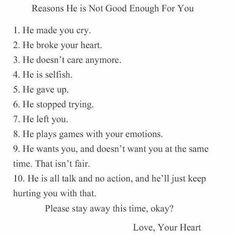 Sad Quotes About Letting Going And Moving On :Get over him. He wasn't good e… Sad Quotes About Letting Going And Moving On :Get over him. He wasn't good enough for you!- awwww cute and so true :-/ eve Coward Quotes, Sad Quotes, Life Quotes, Breakup Quotes, Qoutes, Heartbreak Quotes, Trust Quotes, Quotations, Inspirational Quotes