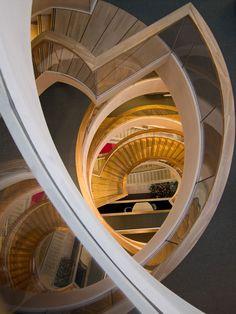 Menzis Office Building. Groningen, The Netherlands. Branimir Medic & Pero Puljiz, de Architekten Cie.