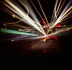 Pinhole camera lights.