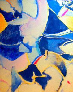 005 watercolor by John Warren Oakes