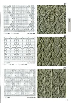 260 Knitting Pattern Book by Hitomi Shida 2016 — Yandex. Knitting Paterns, Cable Knitting, Knitting Charts, Knitting Designs, Knit Patterns, Knitting Projects, Hand Knitting, Stitch Patterns, Knitting For Kids