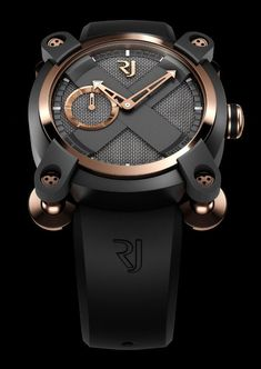 The Moon Invader Watch by Swiss horologist Romaine Jerome is a thing of beauty, a design anchored in futurism and calculated restraint. In a time where most modern watches focus on complex movement and complicated detail, the Moon Invader Watch represents a middle ground between that busy sense of modernism– [...] #MenWatches