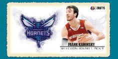 Frank Kaminsky, I think he will have a good NBA Career!