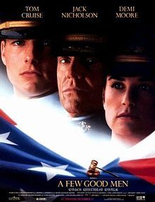 Tom Cruise, Jack Nicholson, Demi Moore and Kevin Bacon are great in this movie.  Outstanding!