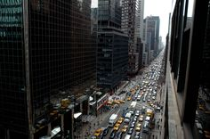 General 3008x2000 New York City traffic
