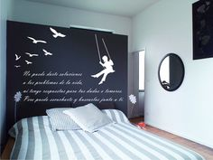 Vinilos decorativos de CMYNK - DecoActual.com Murals, Wall, Home Decor, Environment, Painted Wall Murals, Wall Papers, Flooring, Vinyls, Beds