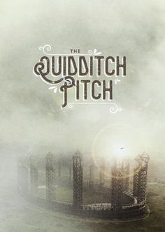 Hogwarts locations - The Quidditch Pitch