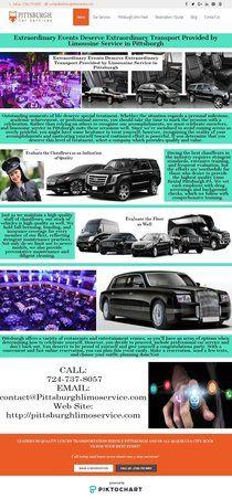 Extraordinary Events Deserve Extraordinary Transport Provide | Piktochart Infographic Editor