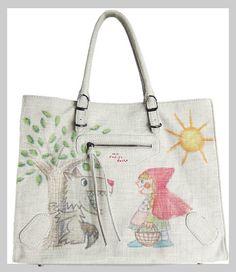 Ma Petite Tache... Drawing handbag