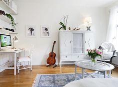 MINI piso con encanto! | Decoración