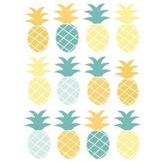 La chambre de votre enfant aura des airs d'été ! Grâce à cette frise ananas dans les tons bleu, apportez un aspect graphique et tendance à sa décoration. Facile à installer sur un meuble ou bien un mur, cette frise composée de 12 stickers apportera une touche fraiche et acidulée à la pièce. On l'aime tout autant dans une chambre d'enfant que de bébé.  Format de la planche : 120 x 20 cm