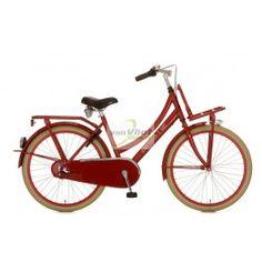 #Cortina #fiets #Transport #M26 #rood #fietsen #meisjes