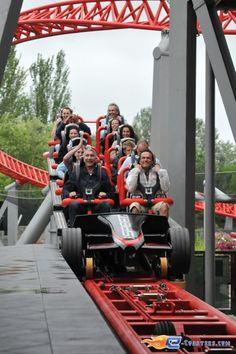 9/37 | Photo du Roller Coaster Ispeed situé à Mirabilandia (Italie). Plus d'information sur notre site http://www.e-coasters.com !! Tous les meilleurs Parcs d'Attractions sur un seul site web !! Découvrez également notre vidéo embarquée à cette adresse : http://youtu.be/UV_CN0pcxyU