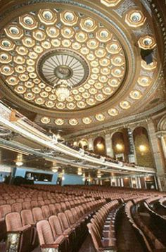 benedum center, Pittsburgh