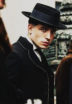 Ezra Miller As Credence Barebone From 'fantastic Beasts