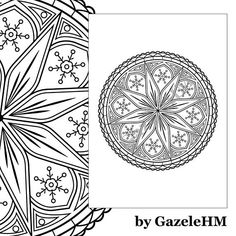 mandala coloring page printable mandala adult coloring
