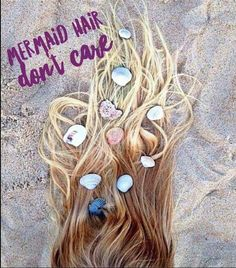Mermaid hair don't care! Who's doing this challenge with me?! #HairSkinNails www.amandaarritt.myitworks.com