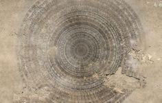 Mandala fotobehang Wall & Deco