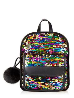 49b6ccaeb09 Bags   Handbags, Totes, Clutches, Bumbags   Skinnydip London. Sequin  BackpackPokemon ...