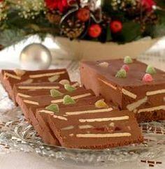 Bilde av Delfiakake 3 oppskrift. Protein, Christmas Tree, Holiday Decor, Teal Christmas Tree, Xmas Trees, Christmas Trees, Xmas Tree