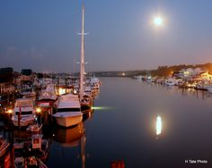 Full Moon over ICW