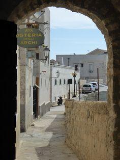 Vieste Puglia Italy (Luglio)