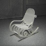 3D printed bentwood QS rocker