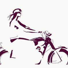 Acd. - #freedom #triumph #adventure #motorcycle #motorcycles #sketch #drawing #motorcrosslife #classic #oldschool #vintagephotography #drawings #pen #adobedraw #motorbikes #crosser #sandergee #gee #bikers #travel #roadtrip #bobbers #tattoos #raw #cruiser #harleydavidson #honda #chopper #dice