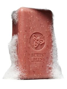 Stop #aging in its tracks with this #cranberry cleansing bar from Burt's Bees! #beauty