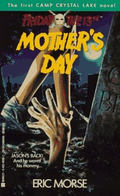 Mother's Day (Tales from Camp Crystal Lake #1) by Eric Morse http://www.amazon.com/dp/0425142922/ref=cm_sw_r_pi_dp_qaltxb06AC5RK