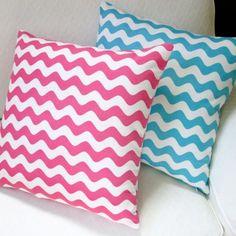 Artisan Pillows Outdoor Kids Canvas Throw Pillow - MO-017AQ-01