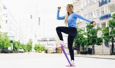 Styrketrening som kan bidra til at du blir en enda bedre løper. Mange gode tips og øvelser fra benjamin Christensen. Anbefales!