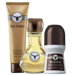 Avon Wild Country 3  Piece Essential Set for Men -- Details can be found by clicking on the image.