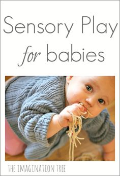 Here's a collection of simple sensory play activities for babies and toddlers, for a fun exploration into the world around them! All are little to no effort or cost and encourage engaging play and exploration, both independently and in shared one to one sessions between baby and a special adult. Enjoy!   Little ones don't...Read More »