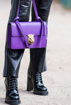 The 50 Best Street-Style Accessories from Fashion Month Spring 2017 | StyleCaster