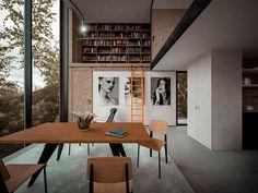 Photographer's home by Hyde+Hyde Architects - DZine Trip : DZine Trip