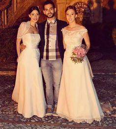 Bridal coture 2016. Alessio Cristalli fashion designer.