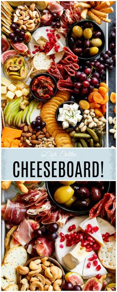 A Loaded Thanksgiving Cheeseboard to kick off your day/night with an easy and quick, throw together cheeseboard that requires zero skill and no prep work! Thanksgiving Appetizers, Best Appetizers, Thanksgiving Recipes, Appetizer Recipes, Holiday Recipes, Vegetarian Appetizers, Thanksgiving 2020, Holiday Foods, Holiday Treats