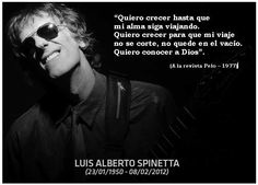 Homenaje a Luis Alberto Spinetta
