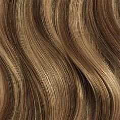 Seamless Chestnut Brown Highlights Clip-Ins - Brown Hair With Blonde Highlights, Brown Balayage, Hair Highlights, Balayage Hair, Thick Highlights, Chestnut Highlights, Lowlights On Brown Hair, Brown Hair Balayage Blonde, Blondish Brown Hair