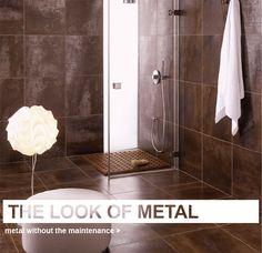 37 Best Metallic Tiled Looks Images